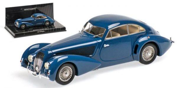 Bentley Embiricos 1939 Blauw 1-43 Minichamps Limited 576 pcs.