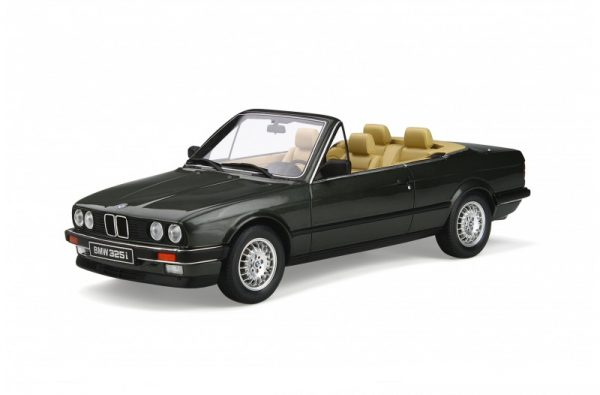 BMW E30 325i Convertible 1998 Groen Metallic 1-18 Ottomobile Limited 2000 Pieces