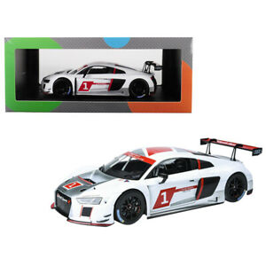 Audi R8 LMS - Presentation Car 2016 War Paint PA 1-18 Paragon