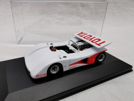 Toyota 7 1970 Le Mans 1970 Wit 1-43 Altaya
