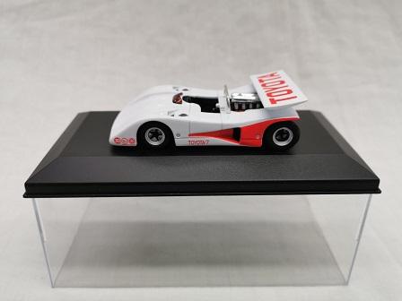 Toyota 7 1970 Le Mans 1970 Wit 1-43 Altaya