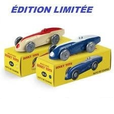 2 VOITURE DE COURSE 24A - 2 CAR SET dinky atlas