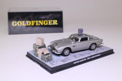 "Aston Martin DB5 James Bond ""Goldfinger"" 1-43 Altaya James Bond 007 Collection"