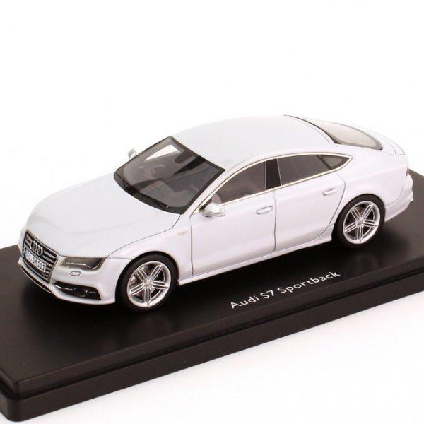 Audi S7 Sportback Suzuka Grey 1-43 Schuco Pro R Limited 500 Pieces