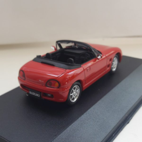 Suzuki Cappuccino 1991 Rood 1-43 First43 Models