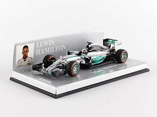 Mercedes AMG Petronas F1 Team F1 W06 Hybrid Japanse GP Winner 2015 L.Hamilton 1-43 Minichamps Limited 504 Pieces