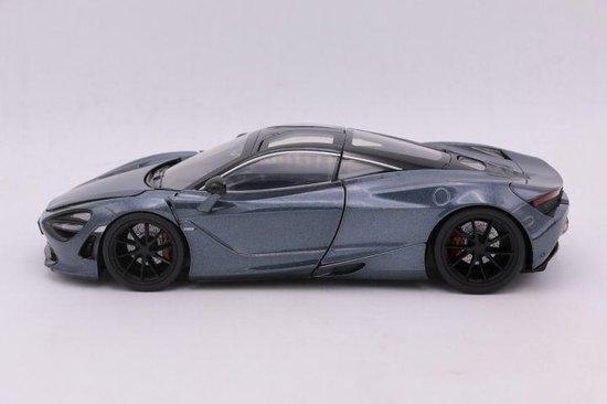"McLaren 720S Shaw's ""Fast and the Furious""Hobbs& Shaw 1-24 Grijs Jada Toys"