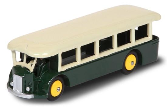 Autobus TN4 Dinky Groen / Wit 1/43 Dinky Toys ( Atlas )