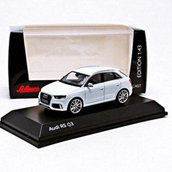 Audi RS Q3 Wit 1-43 Schuco