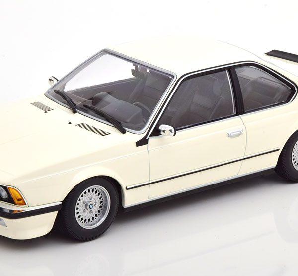 BMW 635 CSI 1982 Wit 1-18 Minichamps Limited 504 Pieces