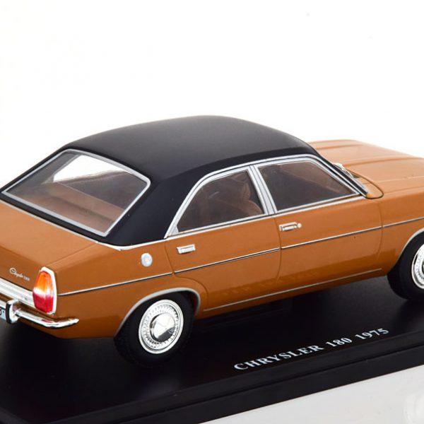 Chrysler 180 1975 Bruin / Zwart 1-24 Atlas