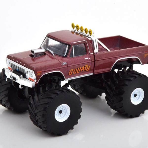 """Ford F-250 """"Goliath"""" Monster Truck 1979 Kings of Crunch 1-43 Greenlight Collectibles"""