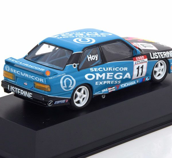 BMW M3 E30 No.11, Winner BTCC 1991 Hoy 1-43 Atlas