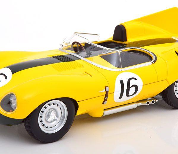 D-Type Short Nose No.16, 24h Le Mans
