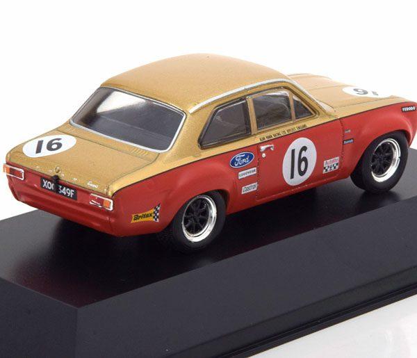 Ford Escort MK1 Twin Cam No.16, Winner BTCC 1968 Gardner 1-43 Atlas