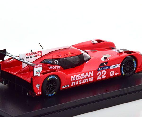Nissan GT-R LM Nismo No.22, 24Hrs Le Mans 2015 Tincknell/Buncombe/Krumm 1-43 PremiumX