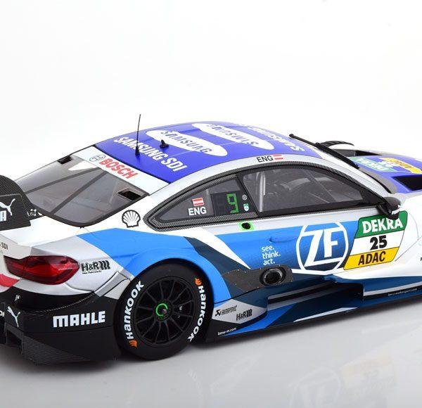 "BMW M4 No.25, DTM 2018 ""Samsung"" Thomas Eng 1-18 Minichamps"
