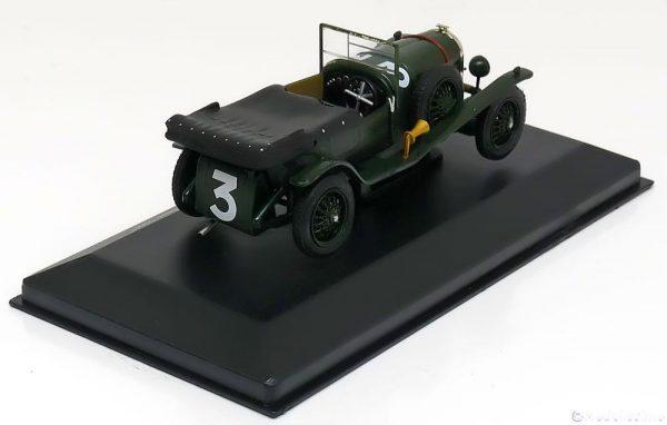 Bentley Sport 3.0 litre Nr# 3 Winner 24Hrs Le Mans 1927 Groen Davis/Benjafield 1-43 Ixo Models