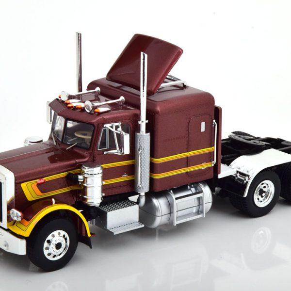 Peterbilt 359 1973 Bruin Metallic 1-43 Ixo Models