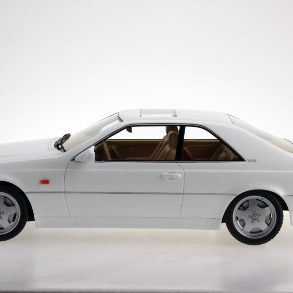 Mercedes-Benz AMG CL600 7.0 Coupe Wit 1-18 LS Collectibles Limited 250 Pieces
