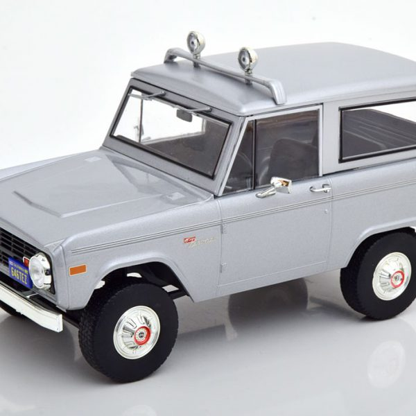 "Ford Bronco 1970 ""Speed"" 1-18 Grijs Greenlight Collectibles"
