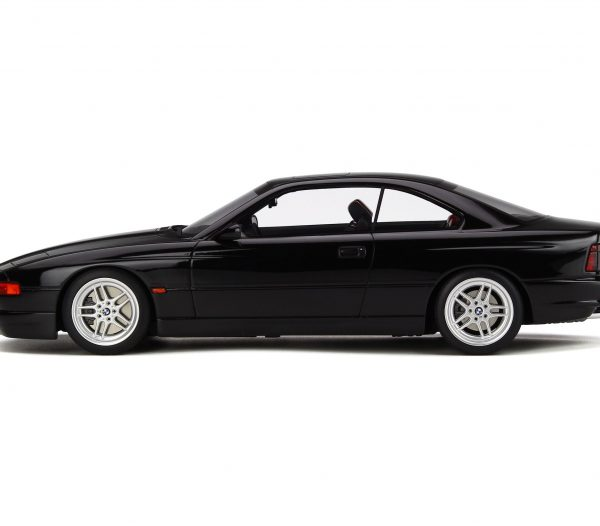BMW 850 CSI 1990 Zwart 1-18 Ottomobile Limited 2000 Pieces