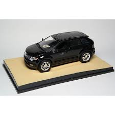 "Ford Edge James Bond ""Quantum Of Solace"" Zwart 1-43 Altaya James Bond 007 Collection"