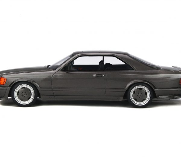 Mercedes-Benz 560 SEC AMG (C126) 1987 Antraciet Grijs 1-18 Ottomobile Limited 2000 Pieces