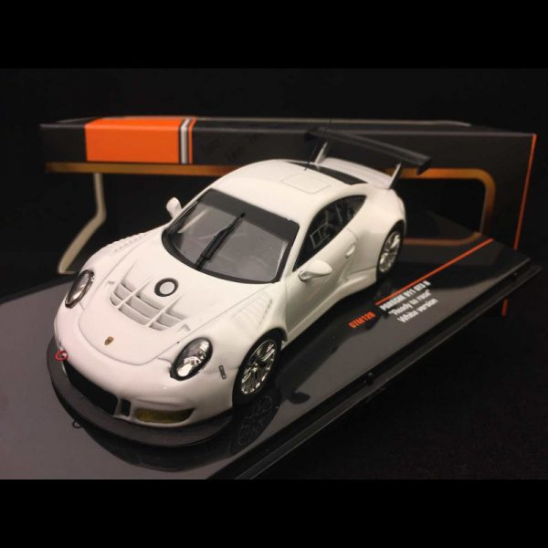 Porsche 911 GT3 R Ready to Race Wit 1:43 Ixo Models