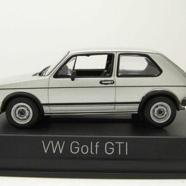 Volkswagen Golf 1 GTi 1976 Zilver 1:43 Norev