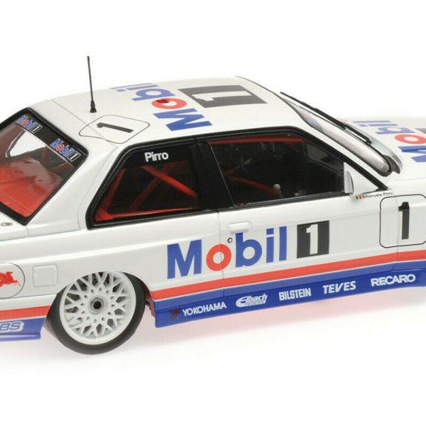 BMW M3 E30 BMW M-Team Schnitzer Nr# 1 Winner Macau Guia Race 1992 Emanuelle Pirro 1:18 Minichamps Limited 300 Pieces