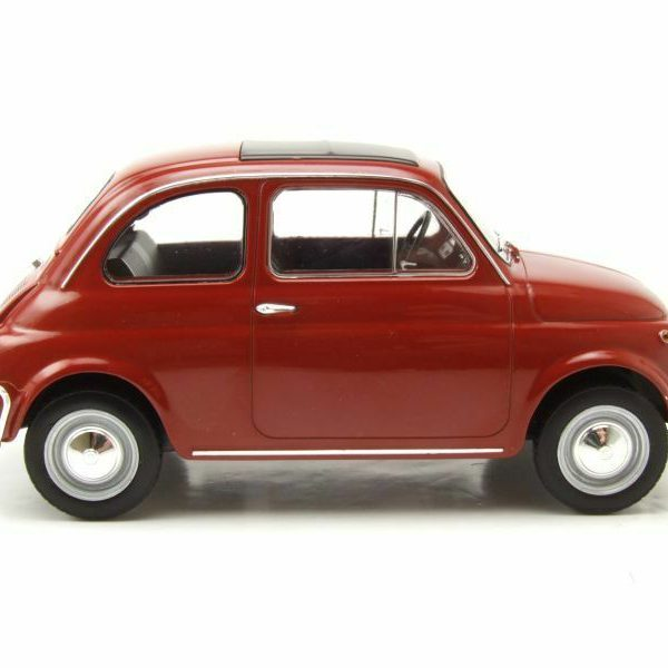 Fiat 500 L 1968 Corallo Red 1-18 Norev