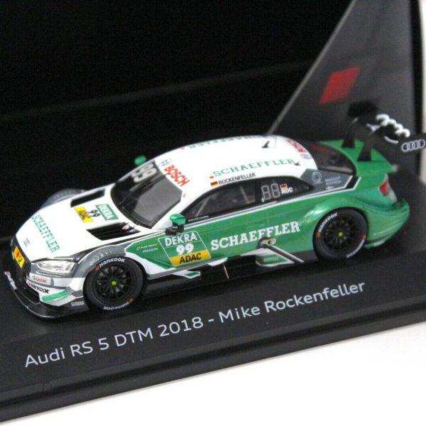 Audi RS5 DTM 2018 Nr# 99 Mike Rockenfeller 1-43 Spark