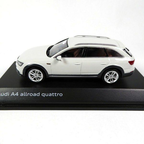 Audi A4 Allroad Quattro 2017 Wit 1-43 Spark