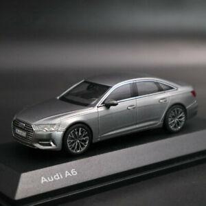 Audi A6 ( C8 )Limousine 2018 Taifun Grey 1-43 Iscale