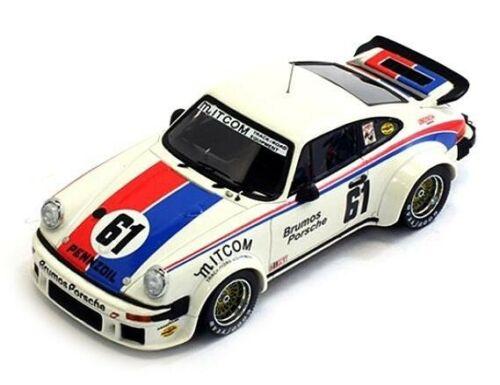 Porsche 934 #61 24Hrs Daytona 1977 Wit 1-43 PremiumX