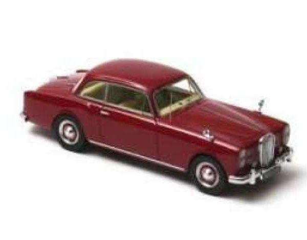 Alvis TE 21 Saloon 1964 1-43 Rood Neo Scale models