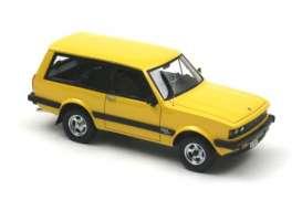 Monteverdi Safari 1976 Geel 1-43 Neo Scale models