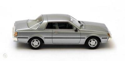Mitsubishi Sapporo MK1 1982 Zilver 1-43 Neo Scale models