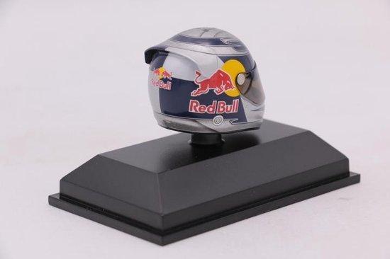 Helm Sebastian Arai Helm Red Bull Racing Vettel Monza 2008 1-8 Minichamps
