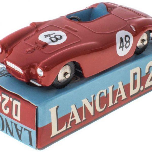 Lancia D.24 #48 Rood 1-48 Mercury