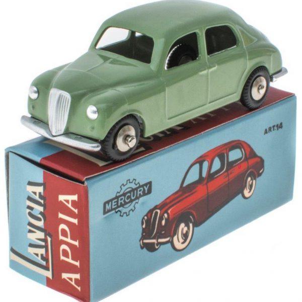 Lancia Appia First Series Groen 1-43 Mercury