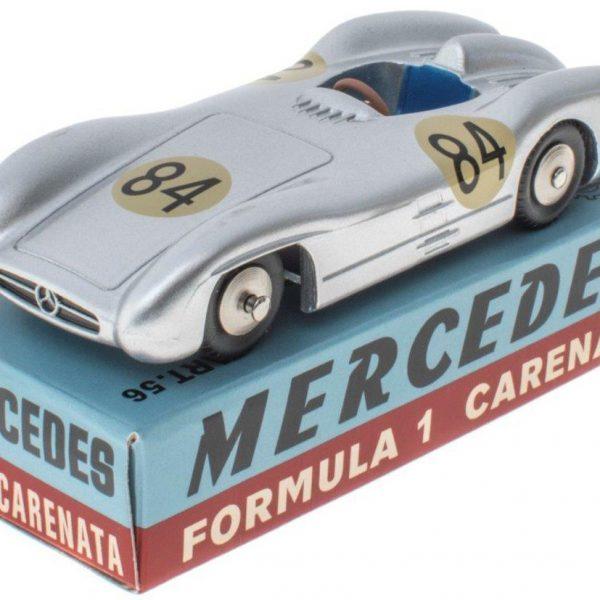 Mercedes-Benz Formula 1 Carenata #84 Zilver 1-48 Mercury
