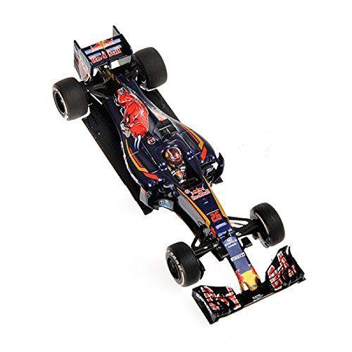 Scuderia Toro Rosso STR11 Spanish GP 2016 D.Kyvat 1-43 Minichamps