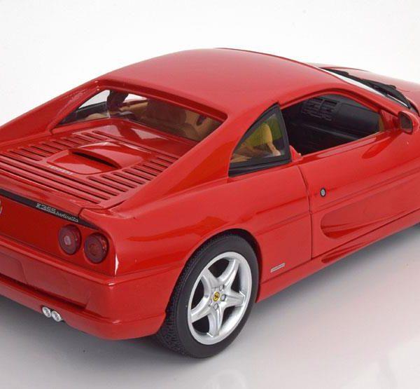 Ferrari F355 Berlinetta 1994-1999 Rood 1-18 Hotwheels