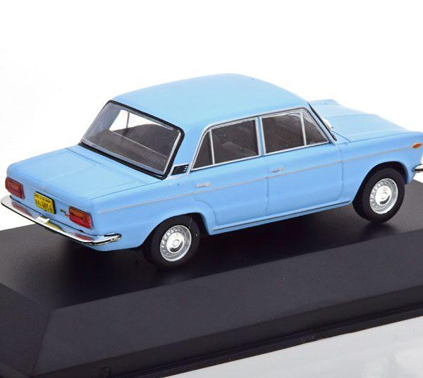 Fiat 125 Limousine 1972 Lichtblauw 1-43 Altaya