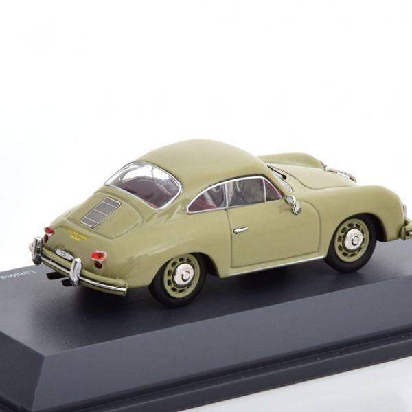 Porsche 356 A Grijs 1-43 Schuco Limited 750 Pieces