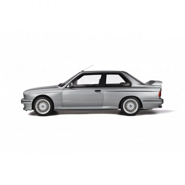 BMW M3 E30 1990 Salmon Zilver 1-12 Ottomobile Limited 999 Pieces