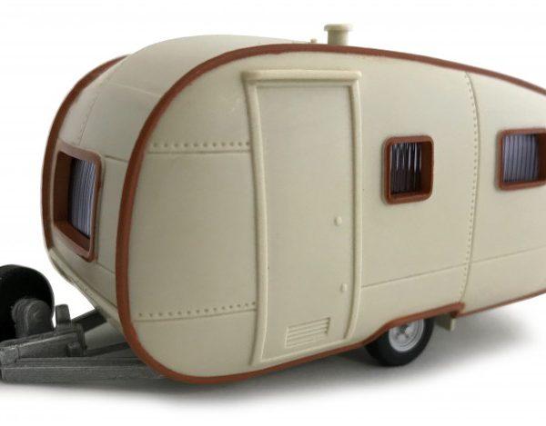 Caravan II Creme 1:43 Cararama
