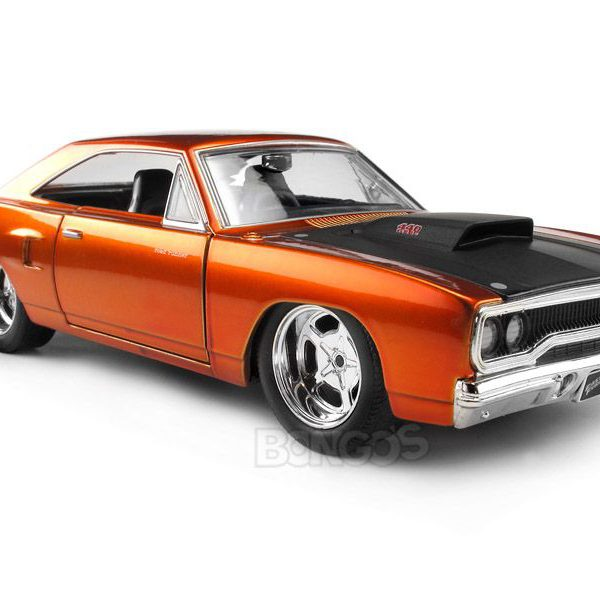 """Plymouth Road Runner """"Dom's """" Fast & Furious 1-32 Jada Toys"""